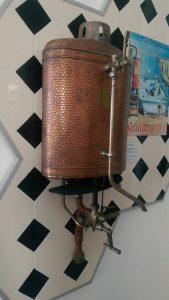 Retro boileris