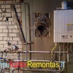 vidaus dujotiekio montavimas (2)